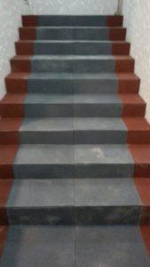 Резиновое покрытие ступеней 3