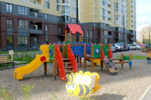 Детский игровой город